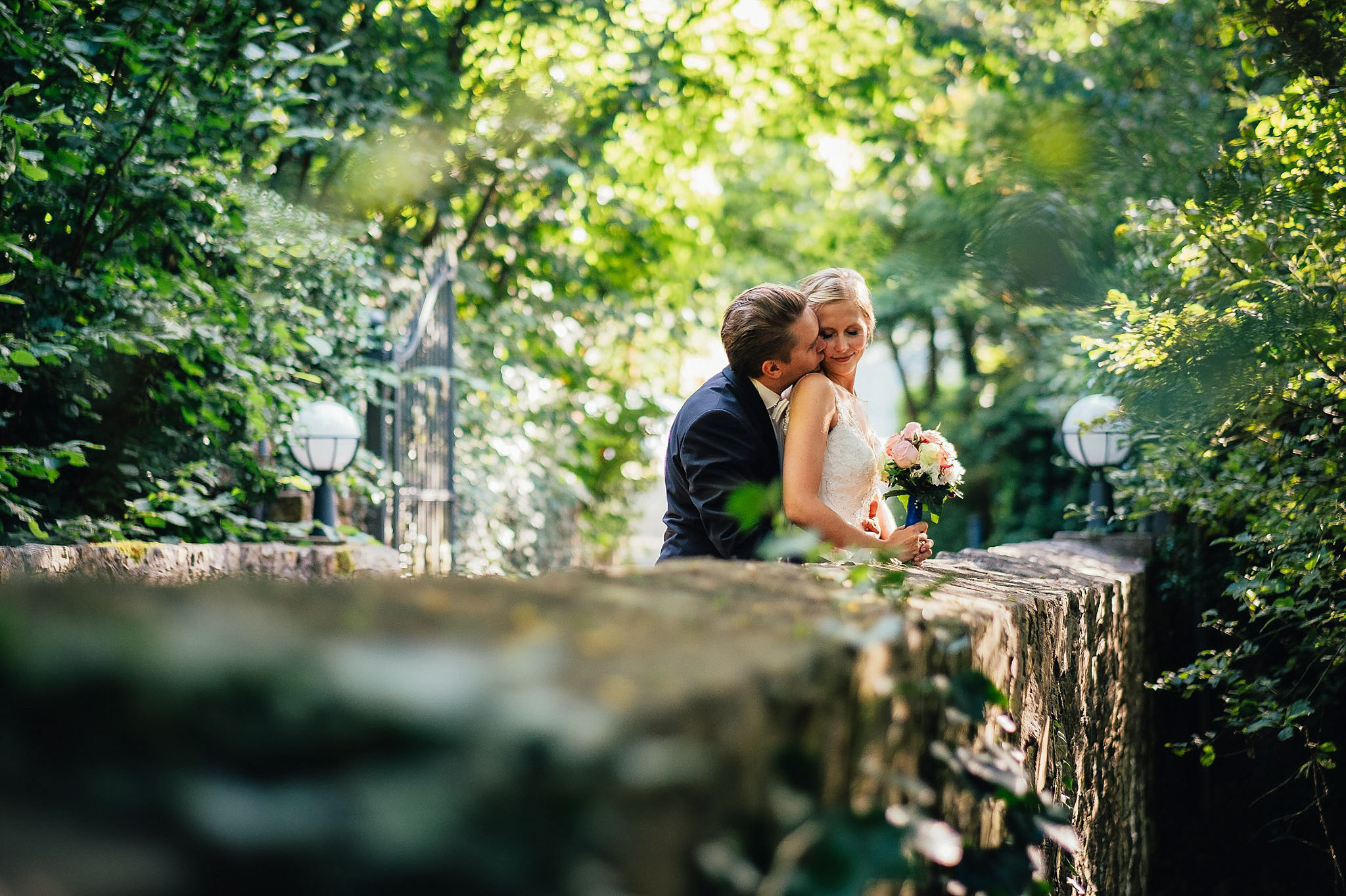 Hochzeit auf der Stormburg - Authentic Stories